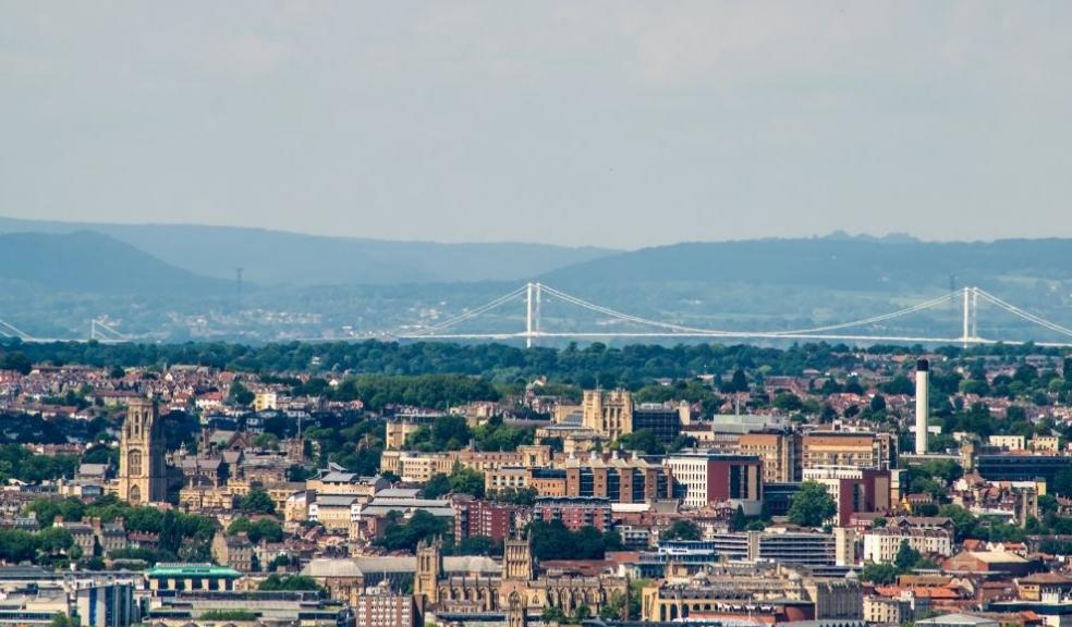Cityscape of Bristol