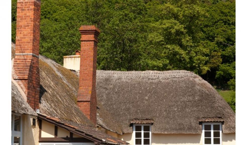 Thatched Roof in Devon