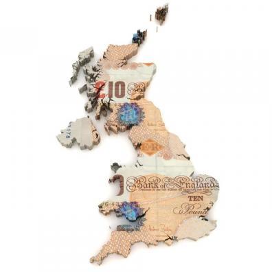 Britain's cash homebuyer property hotspots revealed