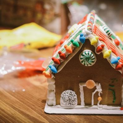 How much it would cost to build your very own 3 bed, semi-detached gingerbread house.