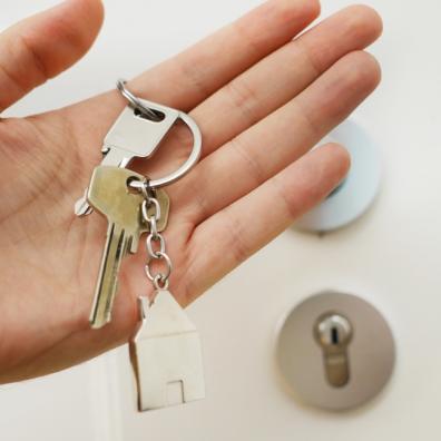 Keys to property