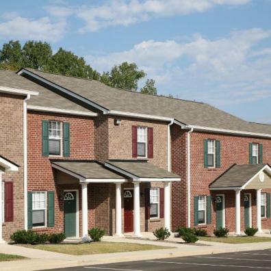 New townhome complex