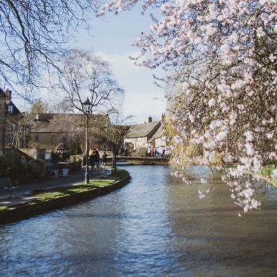 Cheltenham in Gloucestershire tops the Love where you Live guide