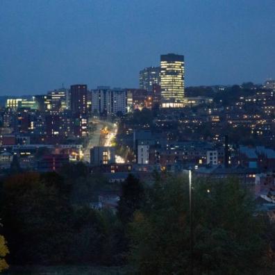 Sheffield University Arts Tower